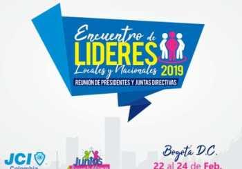 Exitoso 'Encuentro de Líderes locales y nacionales 2019'